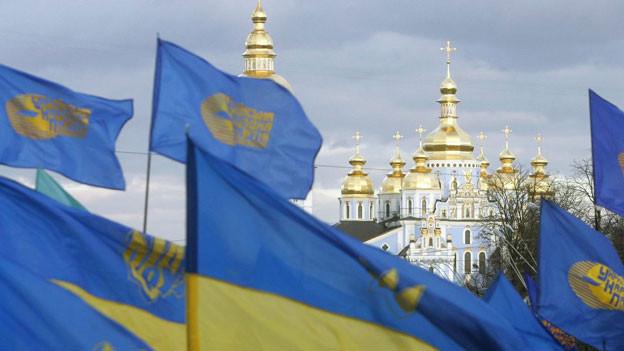 Audio «Ukrainer erhalten Visafreiheit» abspielen