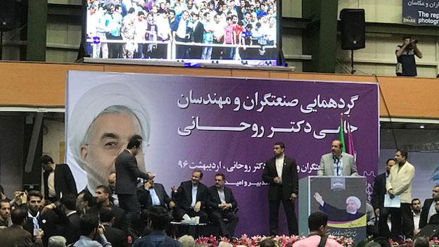 Präsidentenwahl Iran: Öffnung oder Abschottung?