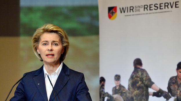 Panik in der Bundeswehr
