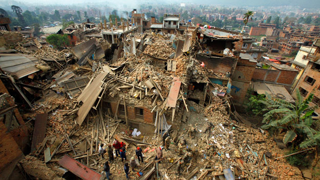 Nepal: Beim Wiederaufbau hapert's