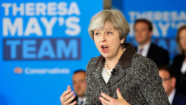 Wahlen in Grossbritannien: Wales wird konservativ
