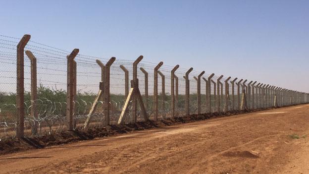 Was bringt die Grenzmauer zu Somalia?