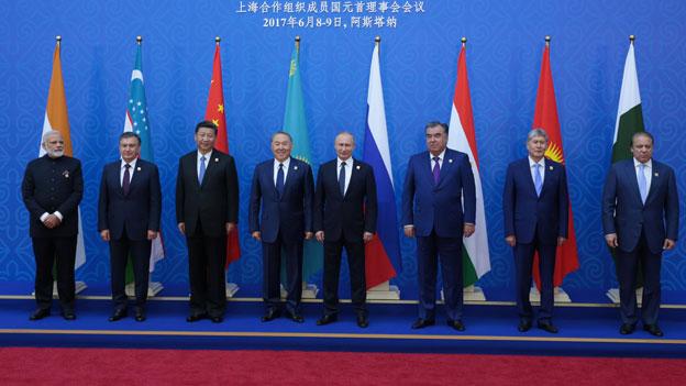 Schanghai-Kooperationsrat: Kein Rivale für den Westen