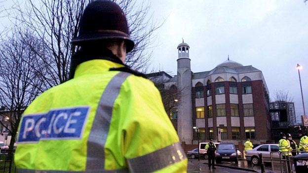 Wieder ein Terroranschlag in London?