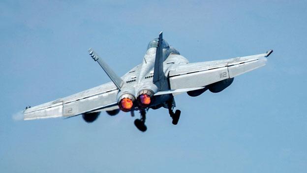 Kommt es zu Luftkämpfen zwischen den USA und Russland?