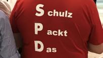 Audio «Alt-Kanzler spricht Kanzlerkandidat Hoffnung zu» abspielen