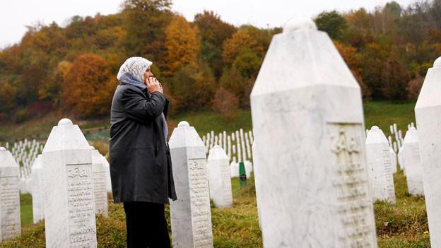 Audio «Srebrenica: Niederlande teilweise mitverantwortlich an Völkermord» abspielen