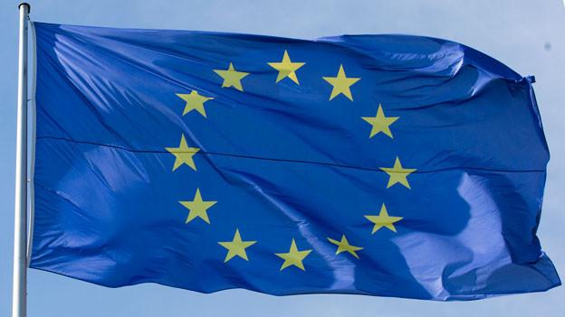 Audio «Die Zukunft der EU» abspielen