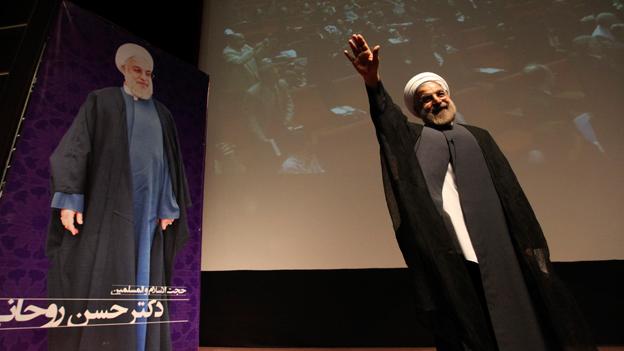 Khamenei reitet Attacke gegen Rohani