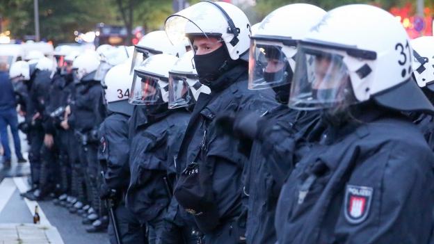 Hamburg im Ausnahmezustand: Die «G20-Woche» beginnt