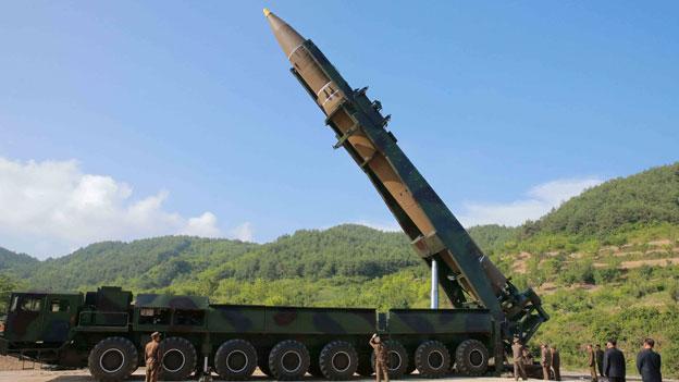 Nordkorea provoziert erneut mit Raketentest