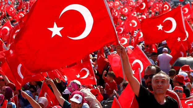 Audio «Erdogan festigt seine «neue Türkei»» abspielen
