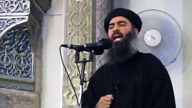 Audio «Abu Bakr al-Bagdadi: Tot oder lebendig?» abspielen