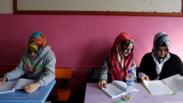 Kein Platz für Darwin an türkischen Schulen