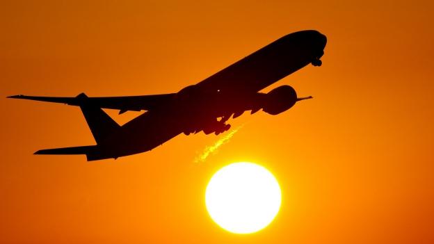 Grüner fliegen - nur wenige kompensieren ihre CO2-Ausstoss