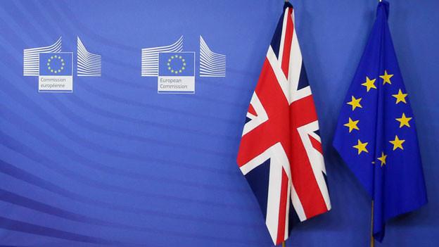 Audio «Brexit-Verhandungen werden konkret» abspielen.