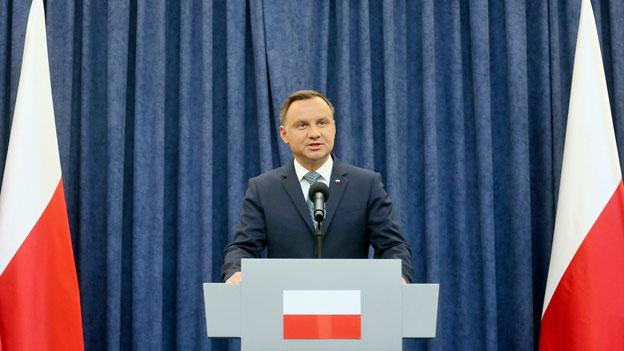 Polens Präsident legt Veto gegen Justizreform ein