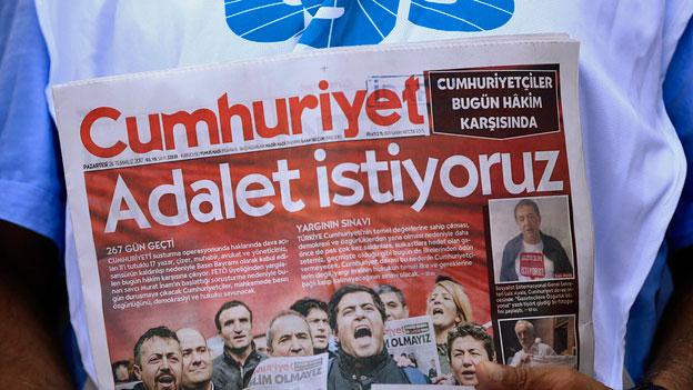 Türkei: Ende der Pressefreiheit?