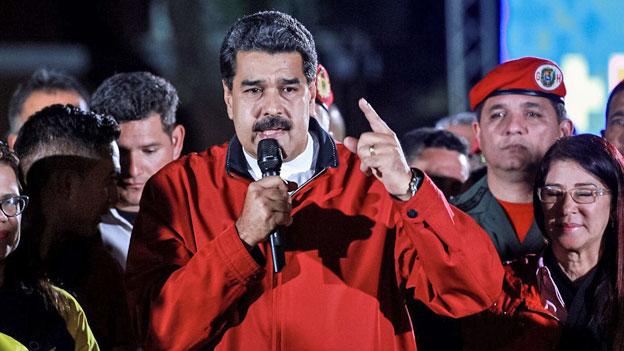 Venezuela: Was führt Maduro im Schilde?