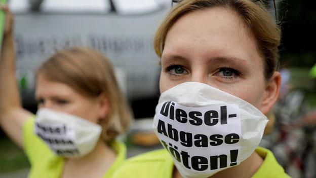 Einigung bei Berliner Dieselgipfel