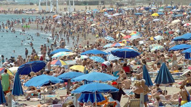 Debatte über Massentourismus in Spanien wird lauter