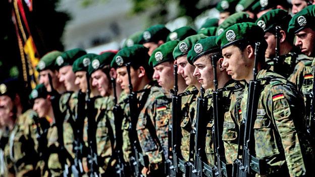 Sommerserie «ABC Deutschland»: S wie Sicherheit
