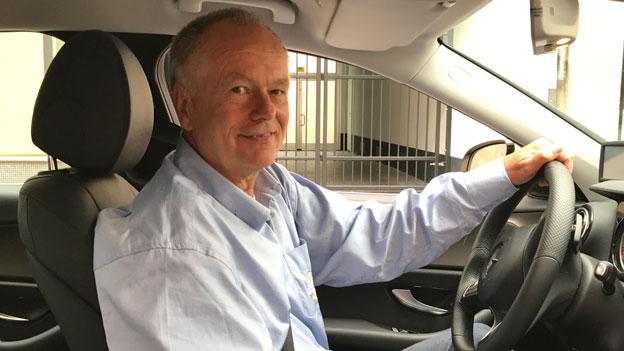 Sommerserie «ABC Deutschland»: T wie Taxifahrer