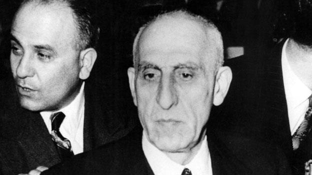 Mossadegh und der kleine Satan