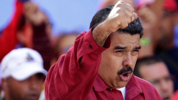 Venezuela spaltet die lateinamerikanische Linke