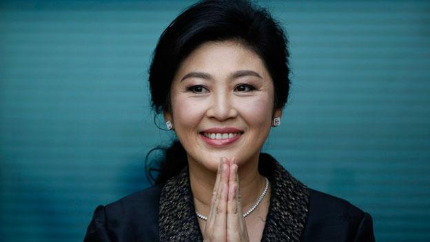 Wo ist die thailändische Ex-Ministerpräsidentin?
