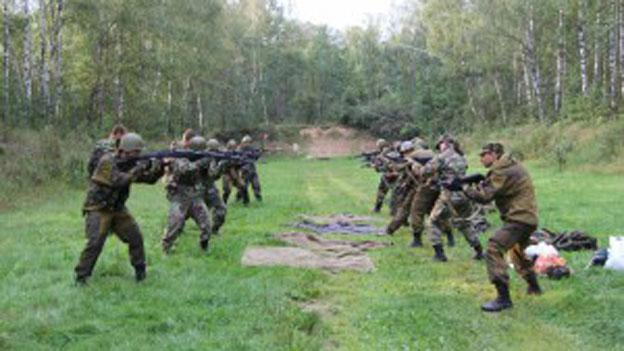 Paramilitärische Verbände in der Slowakei