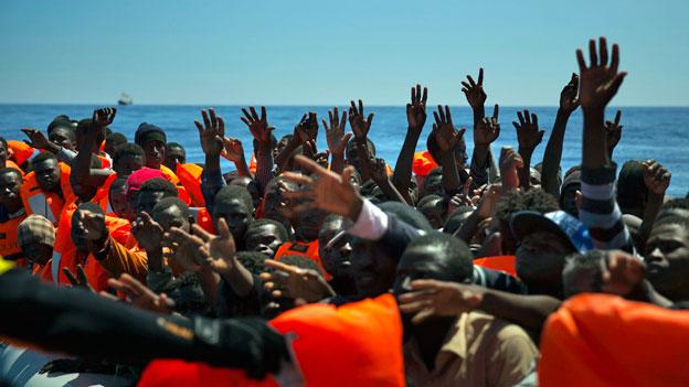 Italien und Libyen arbeiten wieder enger zusammen