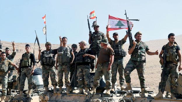 Libanon vertreibt letzte IS-Kämpfer