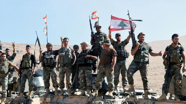 Audio «Libanon vertreibt letzte IS-Kämpfer» abspielen.