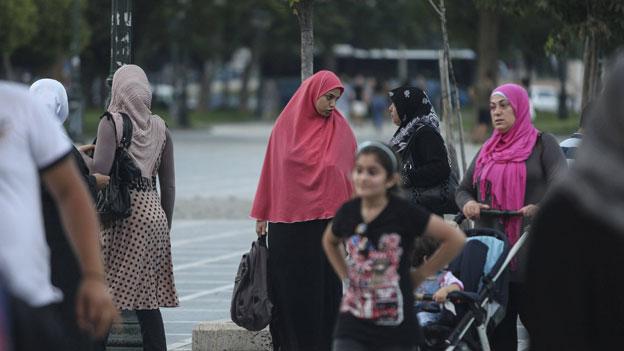 Ungarn und Slowakei müssen Flüchtlinge übernehmen