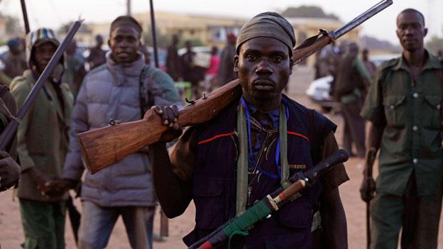 Warum werden junge Afrikaner zu Extremisten?