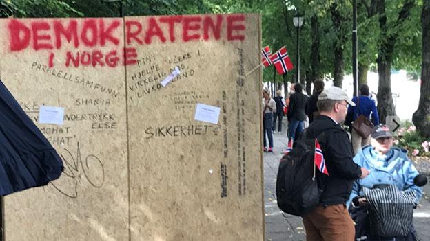 Einwanderungspolitik holt Norwegens Wählerstimmen