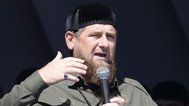 Audio «Kadyrow präsentiert sich als Führer der Muslime in Russland» abspielen.
