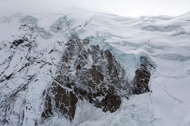 Wenn die Eiszunge vom Gletscher rutscht