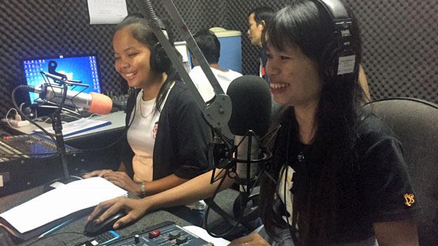 Unabhängige Medien sind in Kambodscha nicht erwünscht