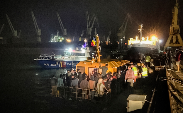 Das Schwarze Meer wird zur neuen Flüchtlingsroute