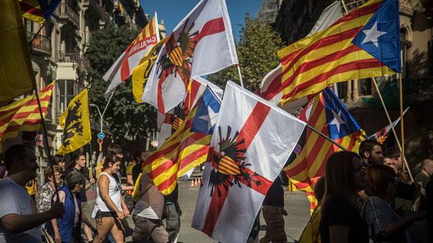 Konflikt zwischen Madrid und Katalonien spitzt sich zu