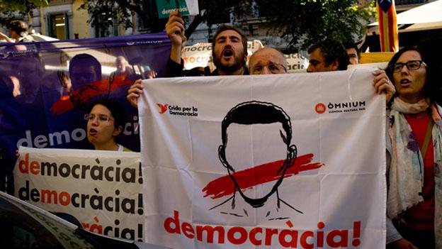 Madrid greift gegen Katalonien durch