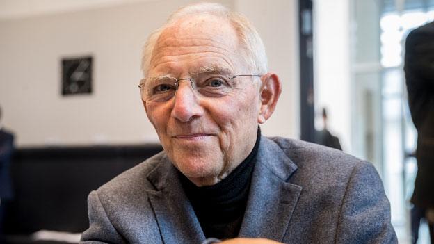 Wolfgang Schäuble - Der gewiefte politische Taktierer