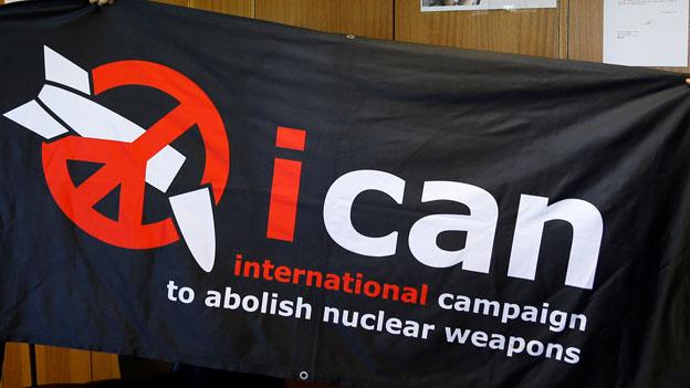Friedensnobelpreis ehrt Bemühungen zur Abschaffung von Atomwaffen