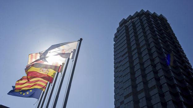 Banken wollen Katalonien verlassen