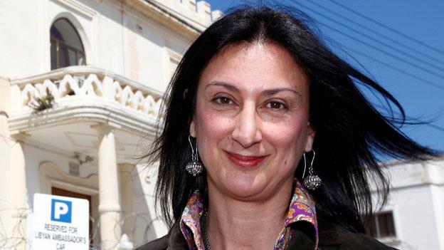 Malta: Regierungskritsche Journalistin durch Autobombe getötet