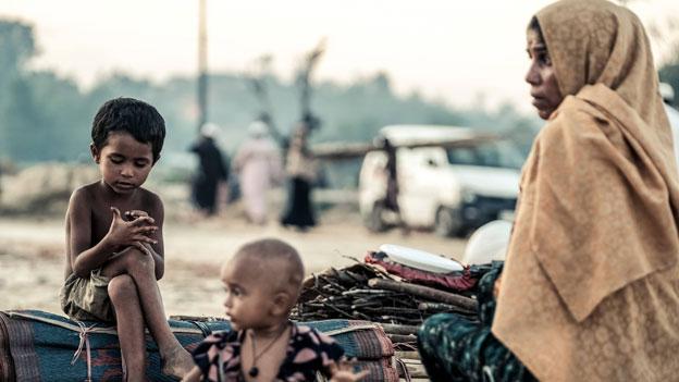 Uno bettelt um 430 Millionen für Rohingya