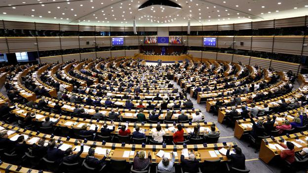 Sexuelle Übergriffe im EU-Parlament