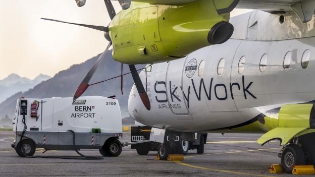 Skywork bleibt am Boden